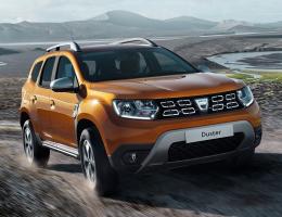 Kiralık 4x4 Dacia DUSTER