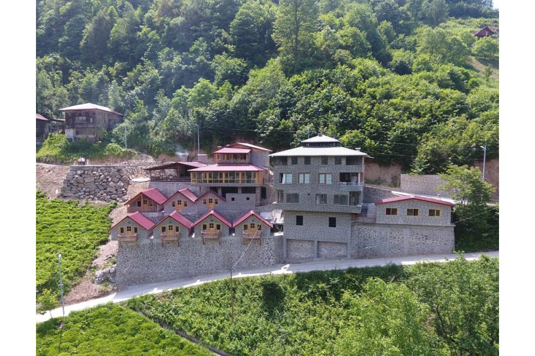 Seyr-I Cennet Dag Evleri