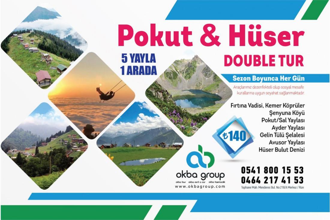 Pokut & Hüser Double Tur