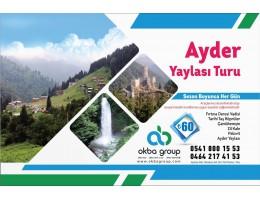 Rize Ayder Turu